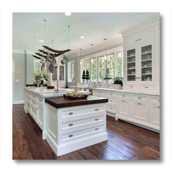 Vernice legno all'acqua per interno: per arredi cucina e parquet