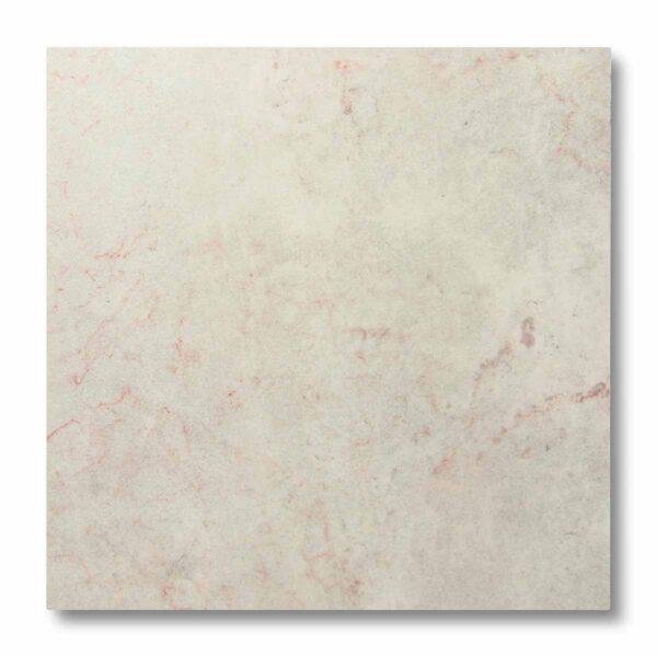 Pannellino di legno dipinto con effetto marmo colore rosa