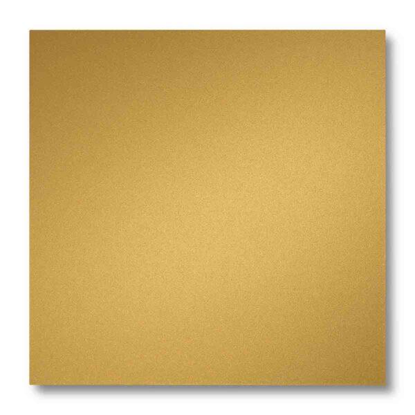 Pannellino di legno dipinto con effetto oro di colore oro