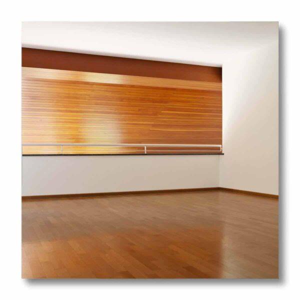 Vernice per interni in legno ignifuga conforme alla norma Americana ASTM E84