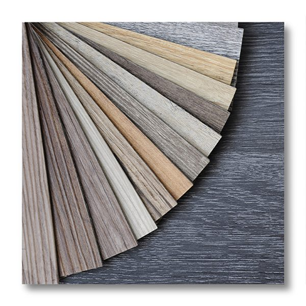 Vernici UV per pavimenti in vinile in varie colorazioni